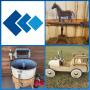 Hitchcock Moving Auction - Antiques, Primitives, Advertising, Toys, Farm