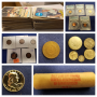 COINS AND COMICS SALE.  SALE ENDS APRIL 12 STARTING AT 8PM