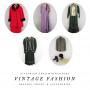 Vintage Fashion - Victorian thru Mid Century