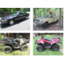 Vehicles, 4 wheelers, tools, furnishings & more