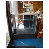 Glass Front Store Display Case