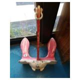 Vintage Navy Anchor Weight