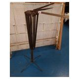 Antique Collapsible Clothes Drying Rack