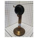 Brass western electric co telephone