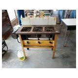 Awesome Antique Florence Gas Stove