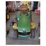 John Deere GT 275 Riding Lawn Mower