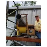 Industrial 3 Phase Blower