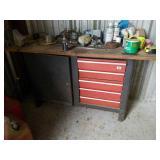 Metal Work Shop Table