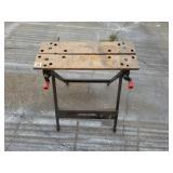 Black & Decker Adjustable Work Bench