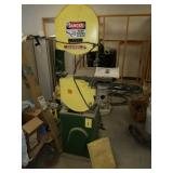 """AMT 14"""" Delta Rockwell Band Saw with Manual"""