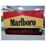 Vintage Marlboro Light with Digital Sign