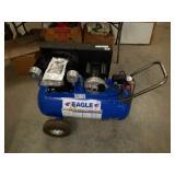Eagle 6 CFM 100 PSI Air Compressor & Manual