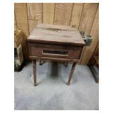 Vintage Solid Wood Bee Box