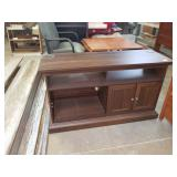 Console for a flat screen tv