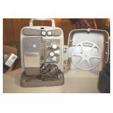 Bell & Howell Projector, Kodak Tape Player