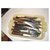 Older Kitchen Knives