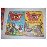 Few Vintage Comics,