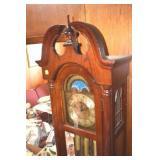 Clock, Ridgeway, Tall Case, West Germany Works