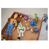 Action Figures, Assorted,