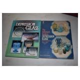 Collector Books, 2, Depression Glass