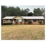 18+/- Acres & home near Dacusville SC