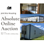 Absolute Online Auction for Job Site Housing