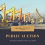 2 DAY FALL CONSTRUCTION EQUIPMENT & TRUCK PUBLIC AUCTION