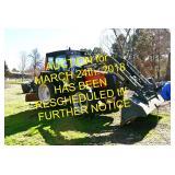 Tractors, Equipment, Guns and More