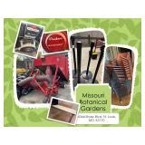 Missouri Botanical Gardens - Circular Economy Auction #4