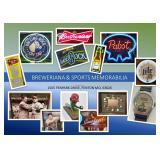 Breweriana & Sports & Memorabilia