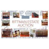 Rittman Estate Auction