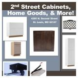 2nd Street Cabinets, Home Goods, & More!