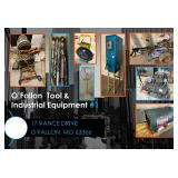 O'Fallon Industrial Tool & Equipment