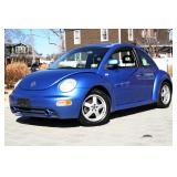 1999 Volkswagen Beetle GLS TDI