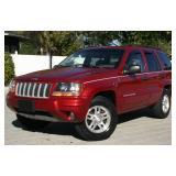 2004 Jeep Grand Cherokee Laredo 4x4
