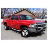 2001 Dodge Ram 1500 4x4