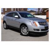 2010 Cadillac SRX 4 Premium