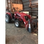 SOLD! SOLD! SOLD! CASE INTERNATIONAL UTILITY TRACTOR W/EQUIPMENT
