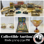 Collectible Auction - Pottery, Collectibles, Tools, Toys & More!
