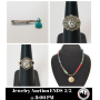 Vintage Jewelry Auction - Gold, Sterling, Costume, Rings and More! *SHIPPING AVAILABLE*