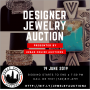 High End Designer Jewelry Auction - Diamond Rings, Gold, Sterling Silver, Native American!