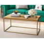HOMEGOODS: CONSOLE TABLE, CURTAINS, END TABLE, WALL ART, LIGHTING
