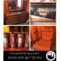 Mid Century Furniture, Vintage and Collectibles, Ohio State Buckeyes, Tools, Christmas & More!