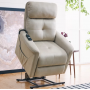 HOME GOODS: POWER LIFT RECLINER, TABLES, CHAIRS, BEDDING, STOOLS, CURTAINS, WALL DECOR