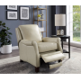 FURNITURE & DECOR: RECLINER, OTTOMAN, CHAIRS, BOOKCASES, TABLES, LIGHTS, MEDIA CENTER