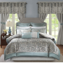 BEDDING, CURTAINS, LIGHTING, CUSHIONS, THROWS, & MORE