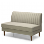 LOVESEAT, STOOLS, TABLES, CHAIRS, LIGHTING, BED FRAME, & MORE