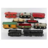#731 Marx NYC trian lot of S Scale