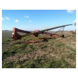 2011 Westfield MK 130-71 auger w/swing hopper for