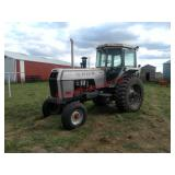 1982 White 2-135 2wd, 7,127 hours, 3pt (no top lin